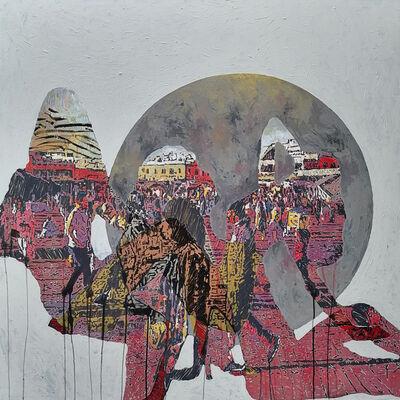 Pascal Konan, 'Femmes de la cité', 2020