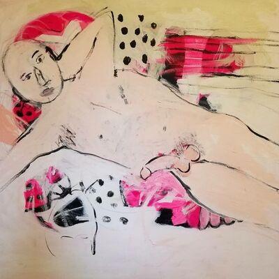 Nancy Elsamanoudi, 'Duvet', 2020