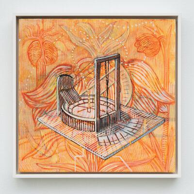 Ellen Lanyon, 'Poyet Yellow', 2002