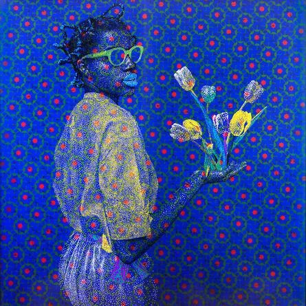 Evans Mbugua, 'Bamako Studio', 2017