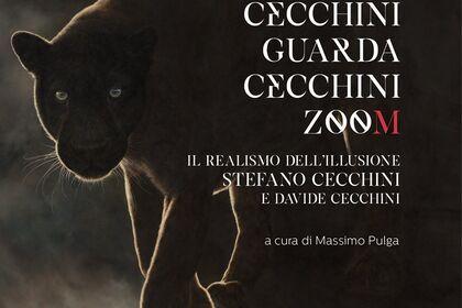 ZOOM – Cecchini guarda Cecchini. Il realismo dell'illusione. Stefano Cecchini e Davide Cecchini