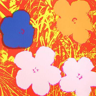 Andy Warhol, 'Flowers (FS II.69)', 1970