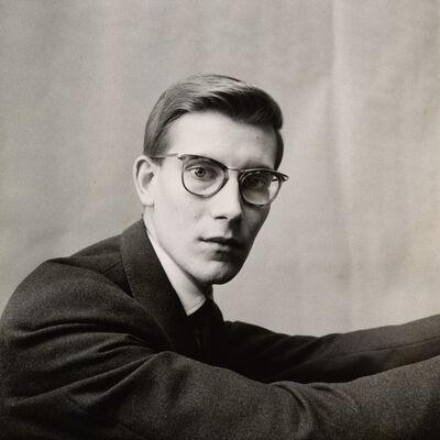 Irving Penn, 'Yves Saint Laurent', 1957