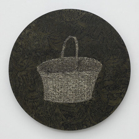 Nana Funo, 'A basket for stones', 2014