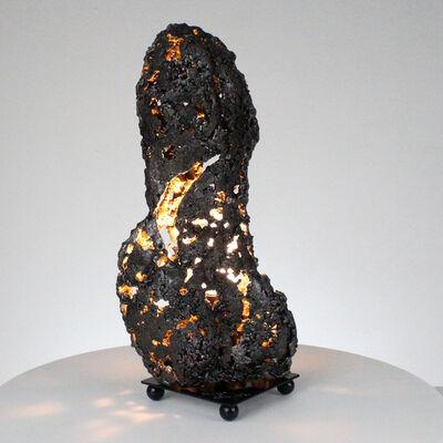 Philippe Buil, 'lamp artwork 99-21', 2021