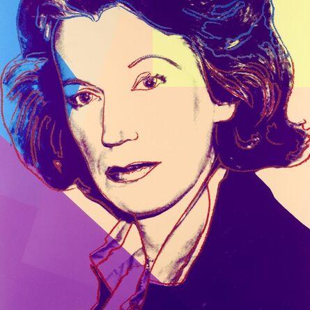 Andy Warhol, 'Mildred Scheel F.&S. II.238', 1980