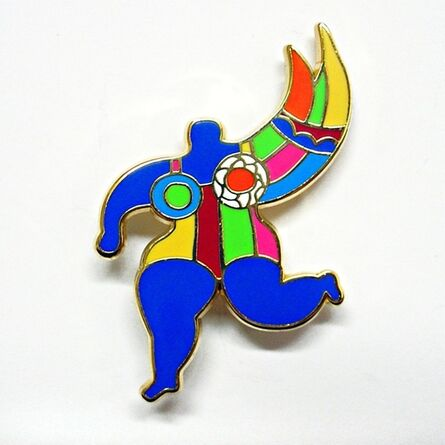 Niki de Saint Phalle, 'Brooch (NANA)', ca. 2005