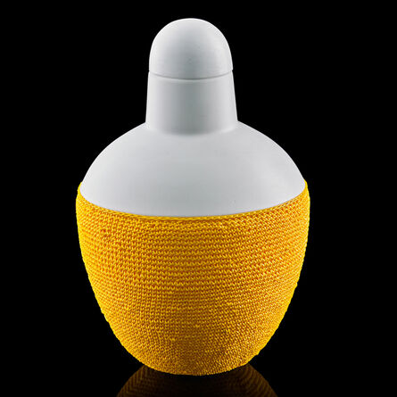 Cristiano Bianchin, 'White vase with stopper', 2013