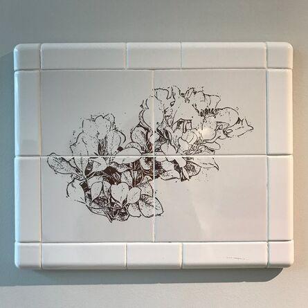 Nicholas Kripal, 'Flower Tile #7', 2015