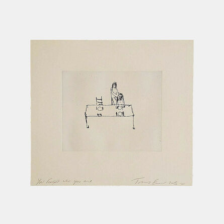 Tracey Emin, 'You Forgot Who You Are', 2013