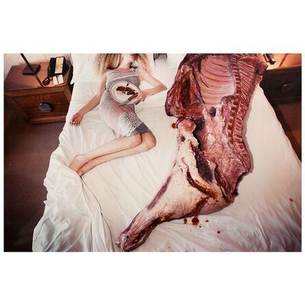 David LaChapelle, 'Meat, Las Vegas', 1997