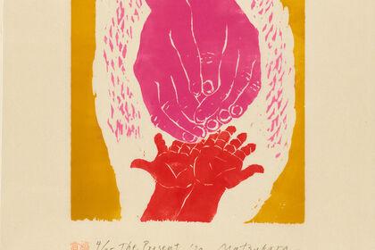 Naoko Matsubara: In Praise of Hands