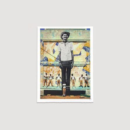 JR, 'The wrinkles of the city, la havana, antonio cruz gordillo, cuba, 2012', 2012