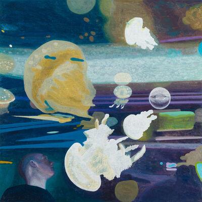 Hans Vandekerckhove, 'Liquid City Blues 2', 2018