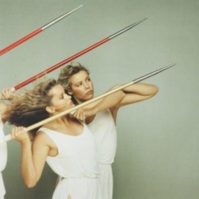 Bryan Ferry and Neil Kirk, 'Flesh + Blood', 1980
