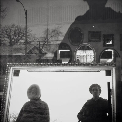 Vivian Maier, 'Chicago Area', 1970