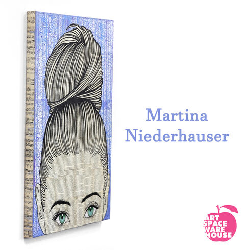 Being Female: Martina Niederhauser