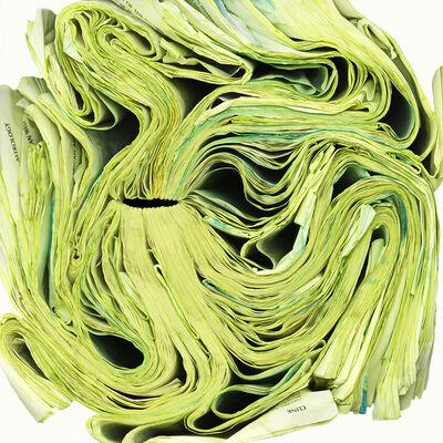 Cara Barer, 'Chartreuse 2', 2021