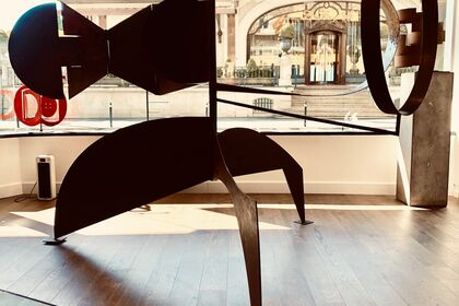 Exhibition #04 Pablo Bruera | Kinetic Sculpture