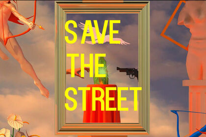 SAVE THE STREET   Group Exhibition