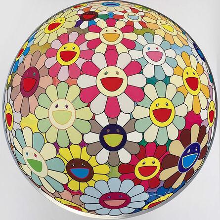Takashi Murakami, 'Flower Ball Margaret (3D)', 2008