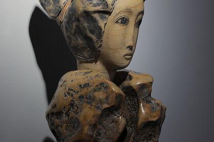 The Woman, Kiril Meskin, sculpture  30.09. - 17.10.2020