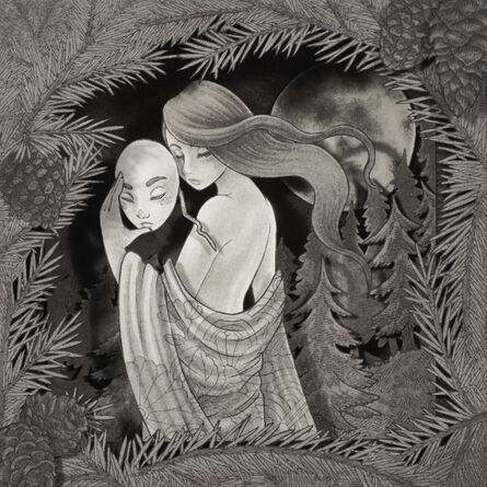 Daria Aksenova, '綾鼓 (Aya no Tsuzumi)', 2019