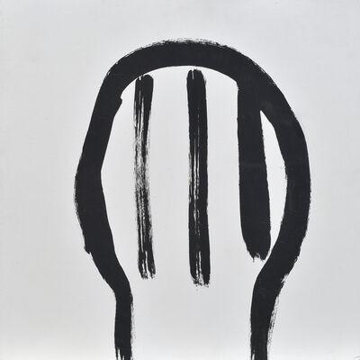 Hélène Cenedese, 'Head painting #23'