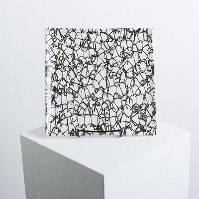 Claudia Hart, 'Flower Matrix Augmented-Reality Ceramics', 2016