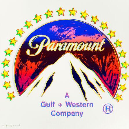 Andy Warhol, 'Paramount, from Ads (Feldman & Schellmann II.352)', 1985