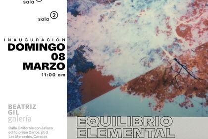 Emilio Narciso – Equilibrio Elemental
