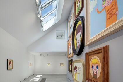 Javier Calleja: Clouds Through The Window