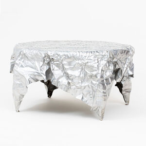 Christopher Prinz, 'Wrinkled Outdoor Coffee Table', 2019