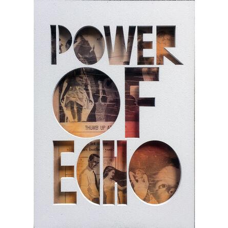Hyland Mather, 'Power of Echo', 2018