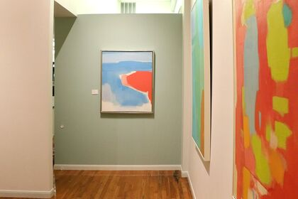 Carl Holty: Floating Forms | Luminous Color