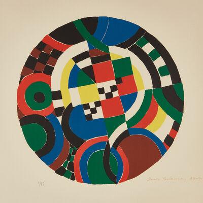 Sonia Delaunay, '1937', 1970