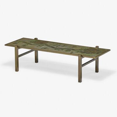 Philip Laverne, 'Spring Festival coffee table, New York'