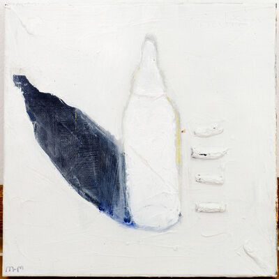 Endale Desalegn, 'Two Social Structures I (Capitalism)', 2015