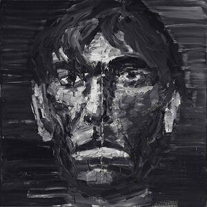Yan Pei-Ming, 'Contrat non executé (Unexecuted Contract)', 2000