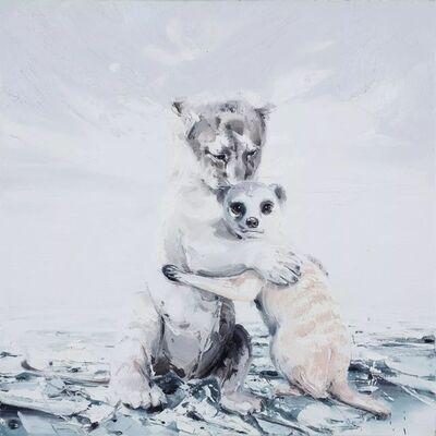 Shen Shubin 申树斌, 'Embracing No. 6', 2017