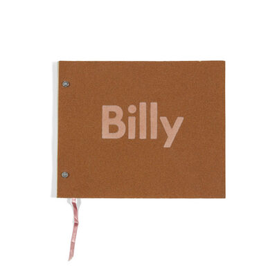 Ed Ruscha, 'Billy (Engberg M10)', 1968