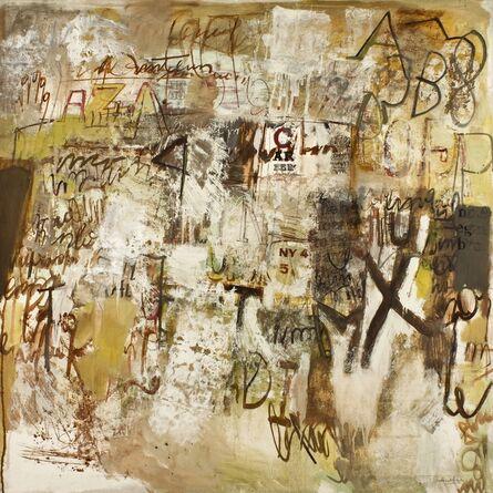 Sarah Grilo, 'NY 4', 1967
