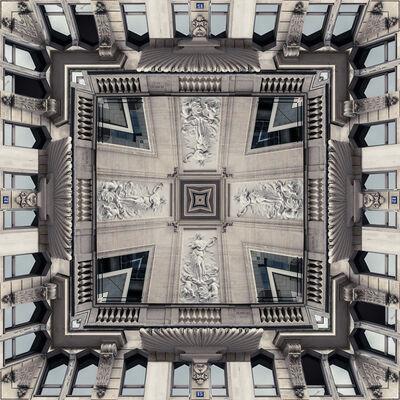 DAVIDE WEBER, 'Les Logement Imaginaires - IX Arrondissement', 2017