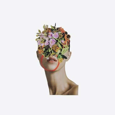 Ekin Su Koç, 'Wearing Nature III', 2020