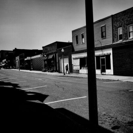 Matt Black, 'Downtown, Calumet, Michigan, 2015', 2015