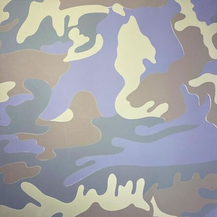 Andy Warhol, 'Camouflage', 1987
