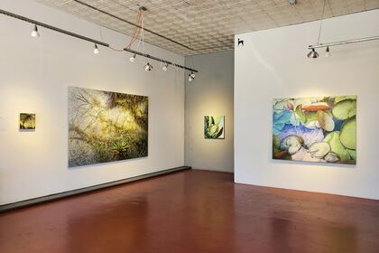 """Dixie Friend Gay """"Waltz With Water"""" at Redbud West Gallery"""