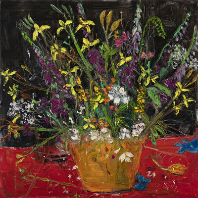 Shani Rhys James, 'Yellow Flags', 2021