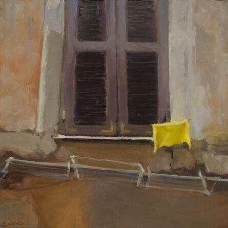 Connie Hayes, 'Yellow, Civita'