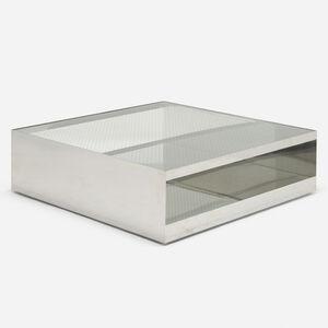 Joseph D'Urso, 'Low rolling table, model 6048T', 1981